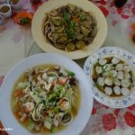Uniquely Flavourful Dishes @ Fook Kee Restaurant, Sungai Siput (Utara), Perak