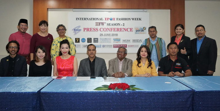 Announcement: International IPOH Fashion Week (IIFW™ '18): Even Bigger