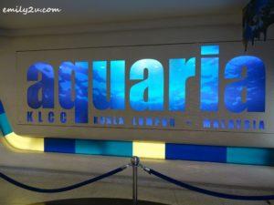 1 Aquaria KLCC