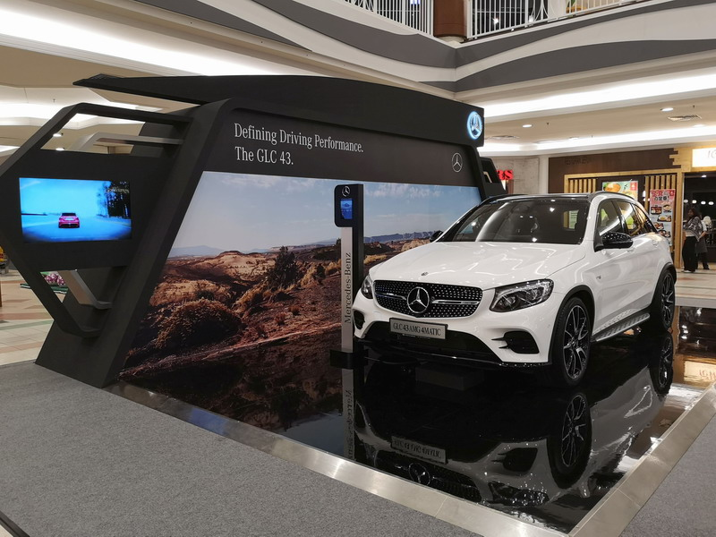 1. GLC 43 AMG 4MATIC