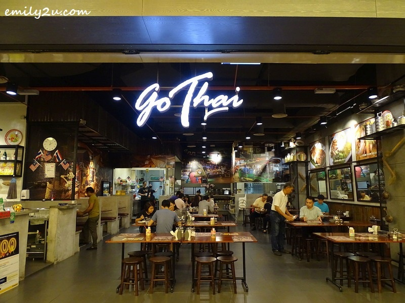 1. Go Thai @ Atria Shopping Gallery