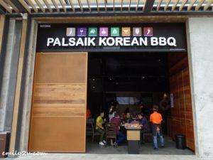 1 Palsaik Korean BBQ