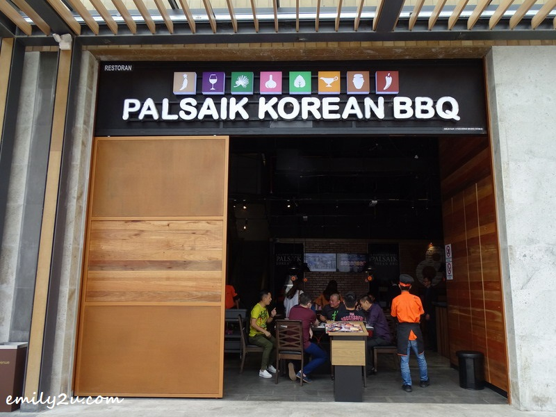 1. Palsaik Korean BBQ @ SkyAvenue, Resorts World Genting