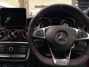 11 AMG CLA 45 $MATIC Mercedes