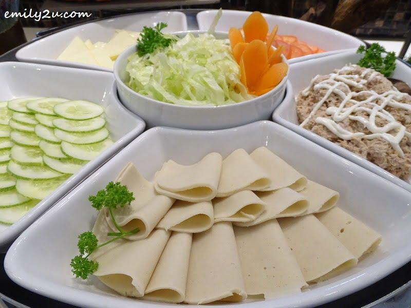 11. Cold Cuts Platter