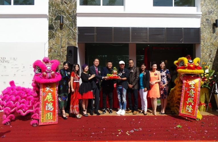 BAISI (International) Fashion Group Official Launch in Malaysia