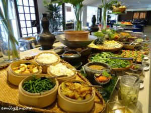 14 Impiana Hotel Ipoh lunch buffet promotion