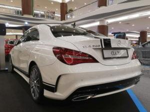 15 CLA 200 Mercedes