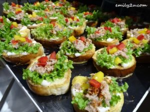 15 Impiana Hotel Ipoh lunch buffet promotion