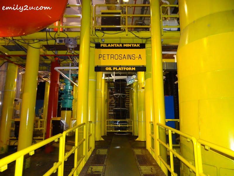 15. oil platform