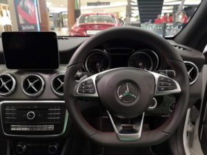 16 CLA 200 Mercedes