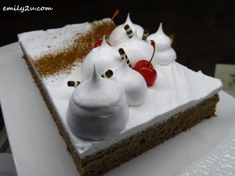 17. Block Cake
