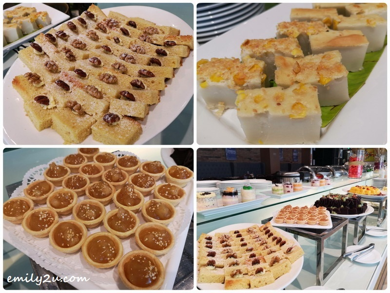 18. pastries and tarts