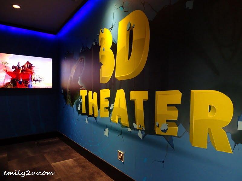 18. 3D Theatre