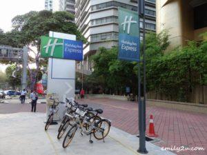 19 Holiday Inn Express Kuala Lumpur City Centre