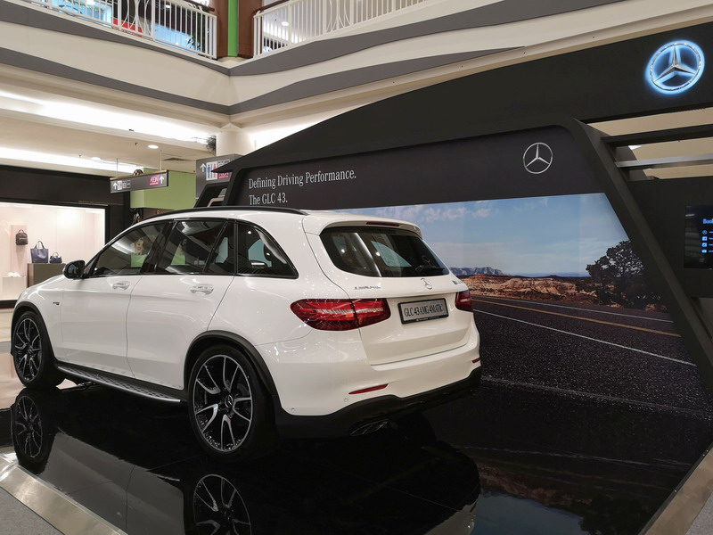 2. GLC 43 AMG 4MATIC