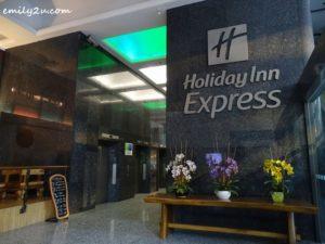 2 Holiday Inn Express Kuala Lumpur City Centre