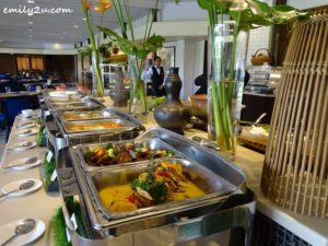 2 Impiana Hotel Ipoh lunch buffet promotion