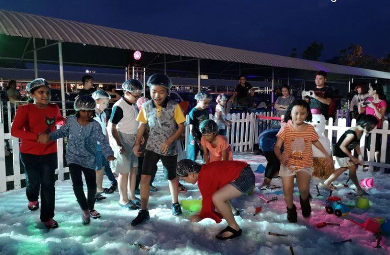 Kids Fun Snow Sport @ AEON MALL Kinta City