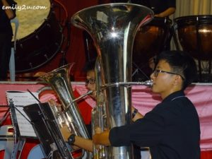 3 Poi Lam Military Band