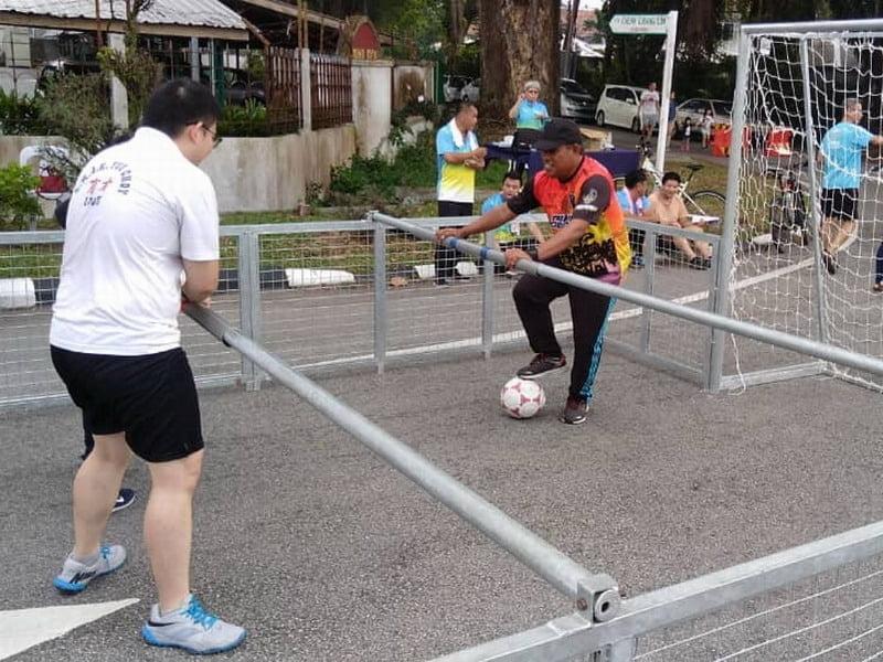 5. Street Soccer