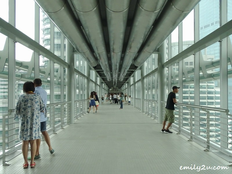 5. the KLCC SkyBridge