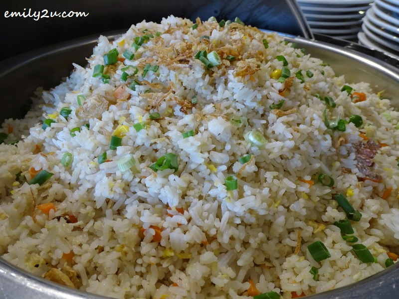 8. fried rice