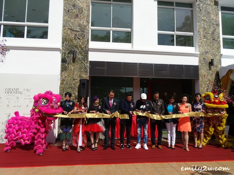 9. ribbon-cutting ceremony