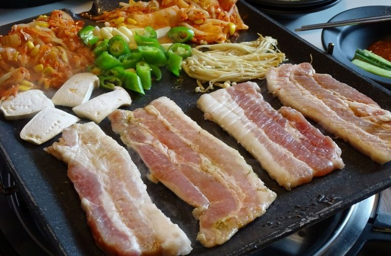 Palsaik Korean BBQ @ SkyAvenue, Resorts World Genting