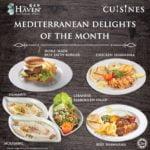 Mediterranean Delights at The Haven Cuisines, Ipoh