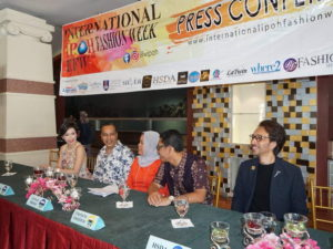 1 2nd International IPOH Fashion Week Press Conference