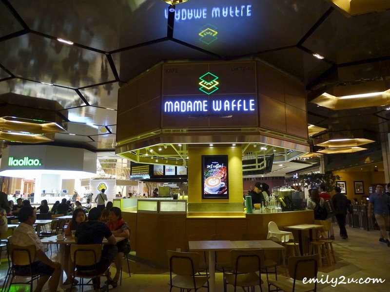 1. Madame Waffle @ Sky Avenue, Resorts World Genting