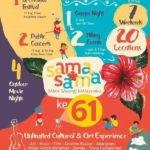 1 Sama Sama poster