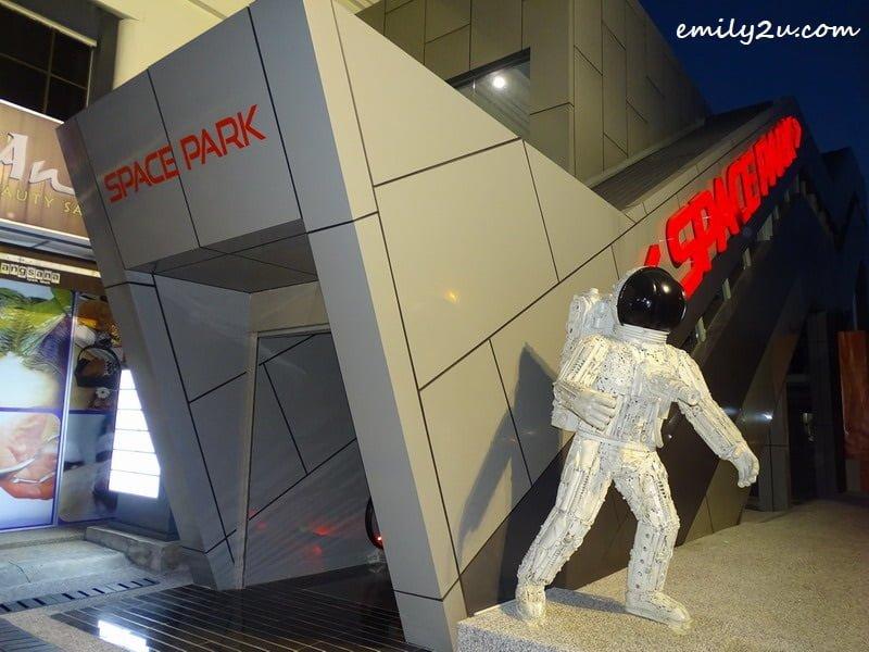 1. Space Park @ Angsana Ipoh Mall