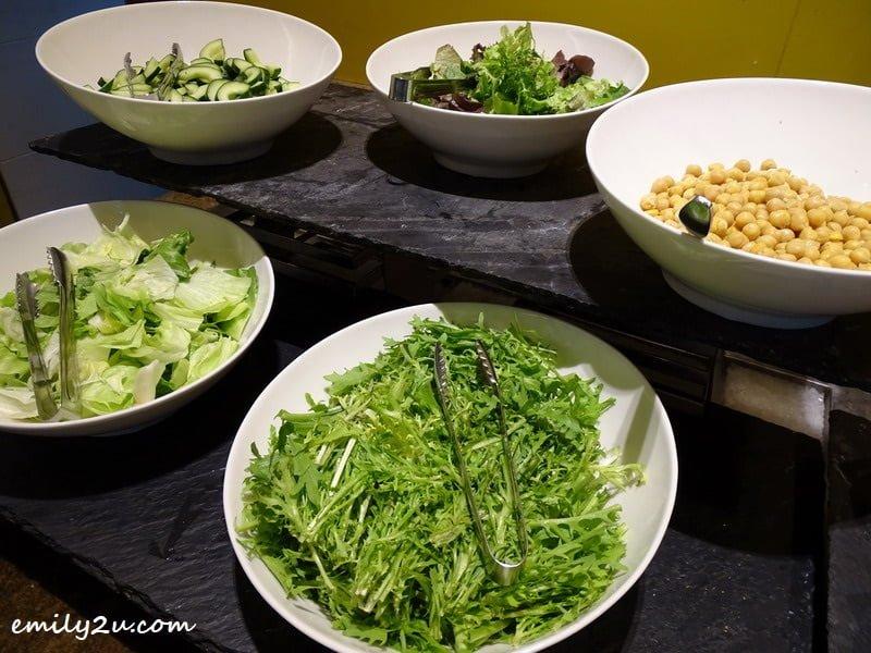 3. salad bar