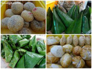 15 Trishaw Dessert Stall