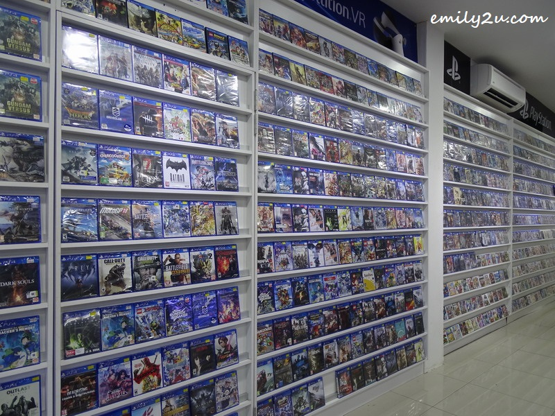 18. game titles