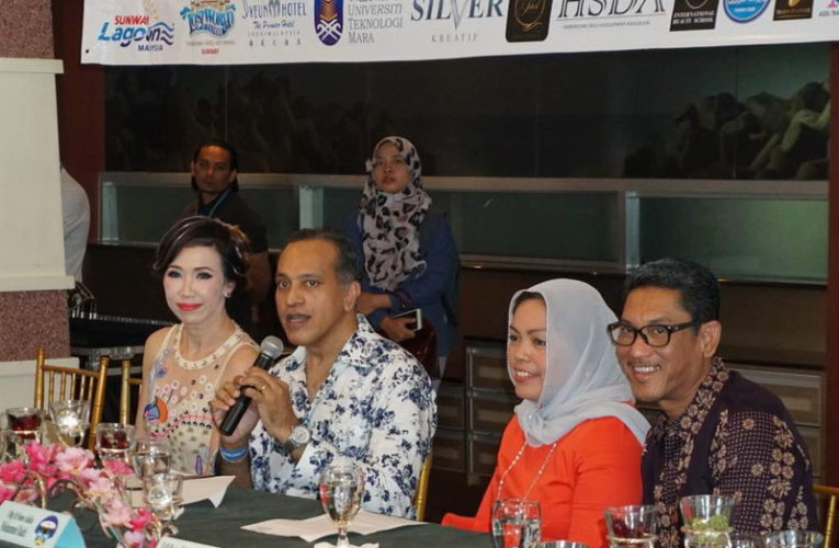 Press Conference: International IPOH Fashion Week (IIFW™ '18): Even Bigger