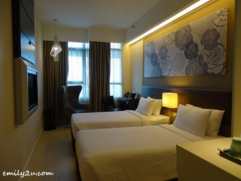 26. Superior Twin room