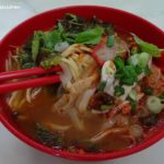 Ipoh Curry Mee That Makes Your Scalp Sweat