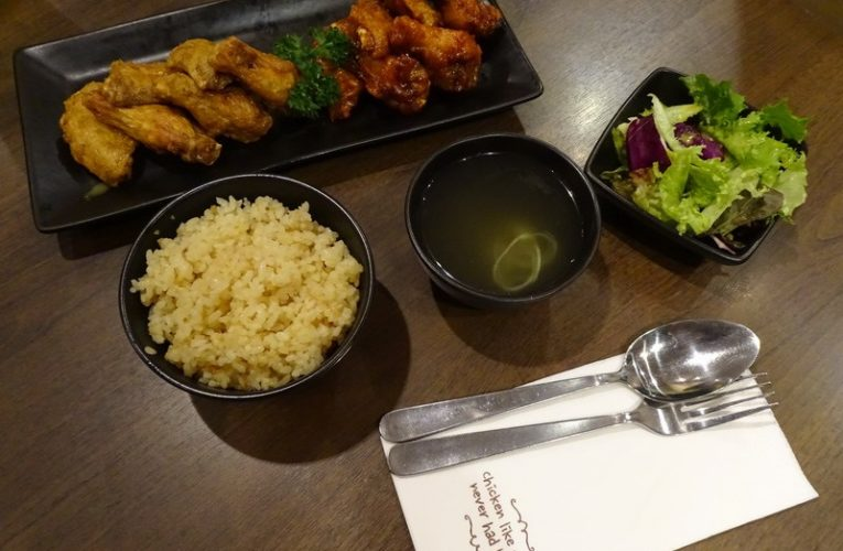 Craving for Crispy KyoChon Fried Chicken
