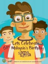 3 Sama Sama poster