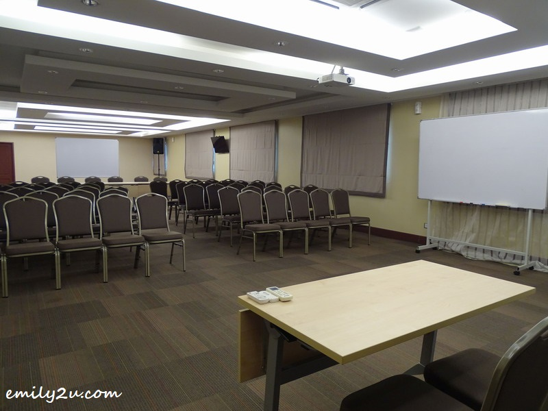 36. one of the function rooms