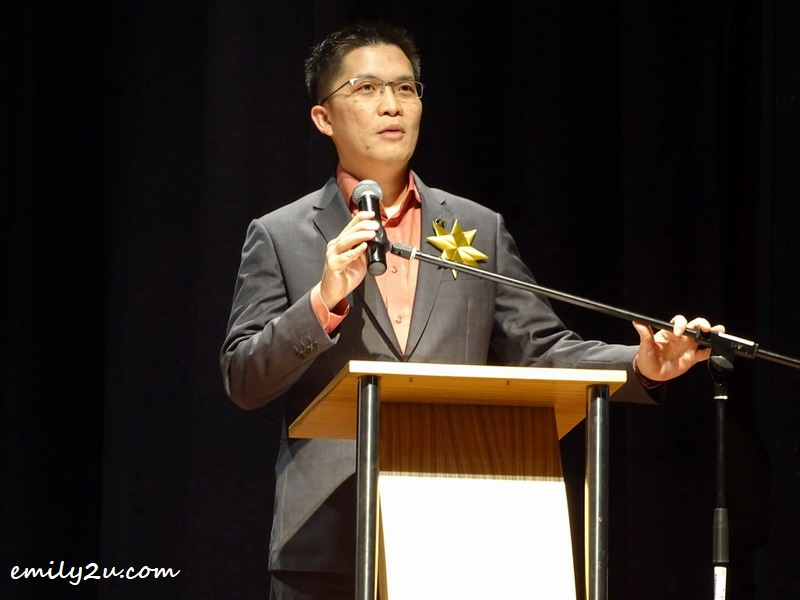 4. YB Wong Kah Woh, Member of Parliament for Ipoh Timur