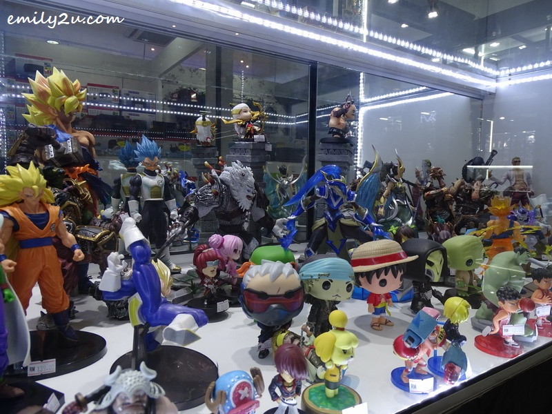 7. just some of the 1000 toys on display