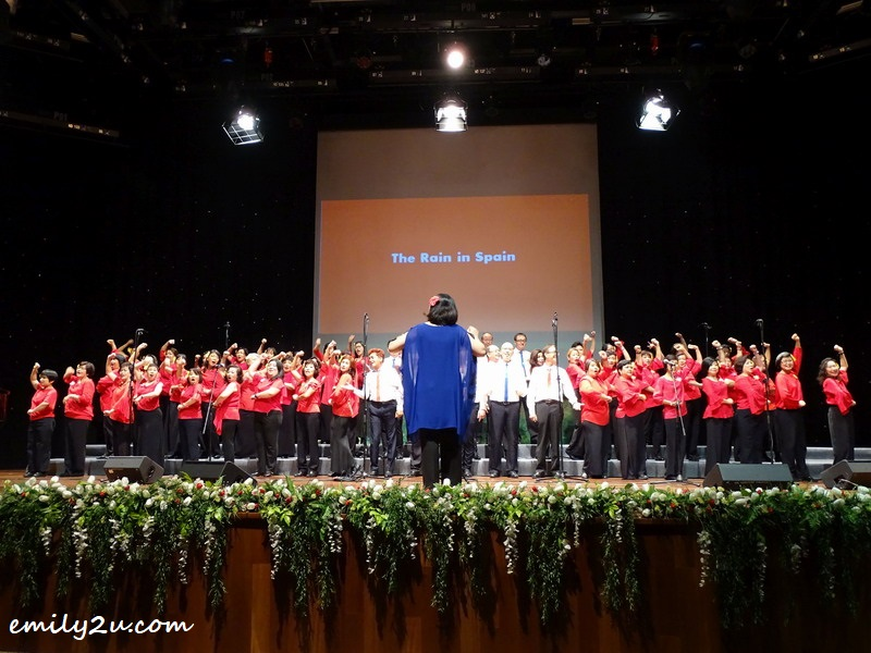 7. The Philharmonic Society of Selangor in concert