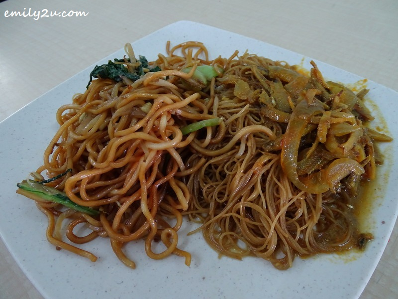 7. mixed noodles
