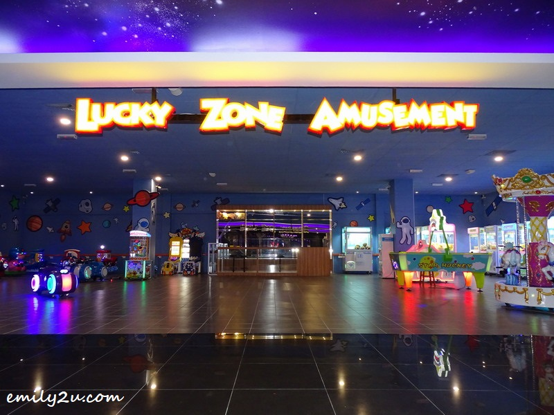 8. Lucky Zone Amusement