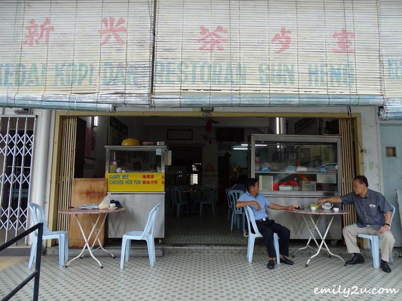 8. Kedai Kopi dan Restoran Sun Heng