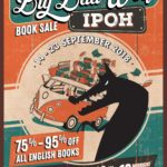 Announcement: Big Bad Wolf Book Sale Returns to Ipoh